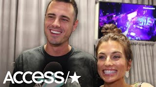 Ben Higgins And Girlfriend Jessica Clarke Reveal They're 'Moving And Grooving' To Engagement