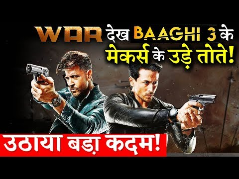 After War, Baaghi 3 Makers Raises The Bar Of Action For Tiger Shroff ! Mp3