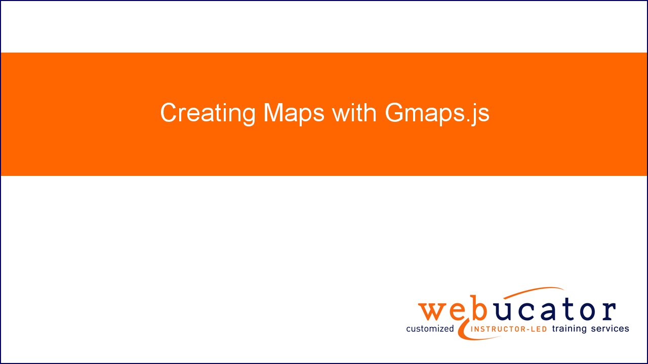 Creating maps with gmapsjs youtube creating maps with gmapsjs baditri Images