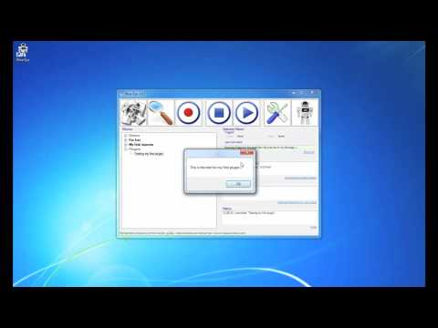How To Create Plugins For Blue Eye - Macro