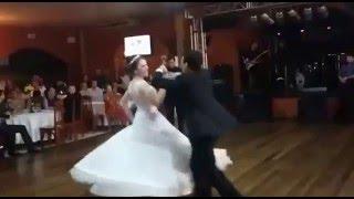 Dança dos Noivos Andrea e Carlos - Chamamé