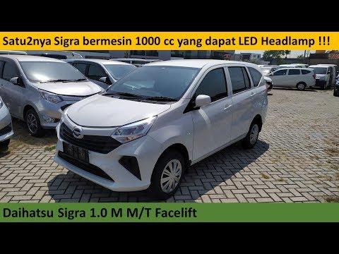 Daihatsu Sigra 1.0 M Facelift [B400] review - Indonesia