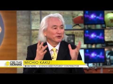 Michio Kaku - Nasa Discovers 7 Earthlike Planets