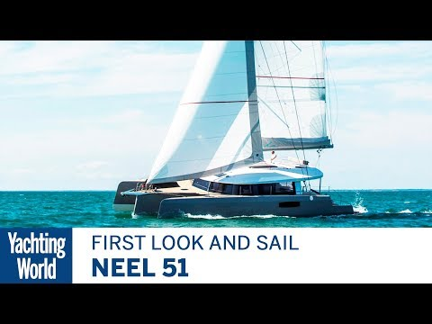 Neel 51 Trimaran | First Sail | Yachting World