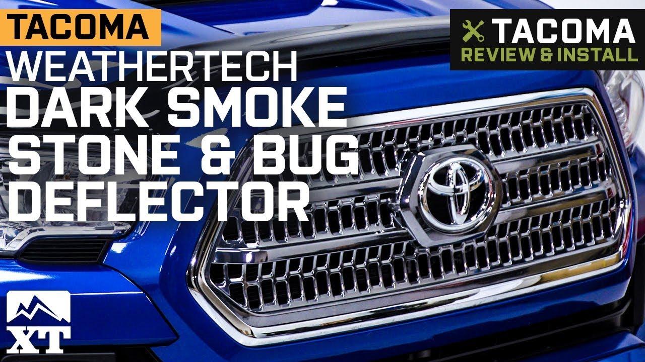 WeatherTech 50265 Stone /& Bug Deflector