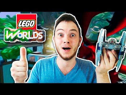 ЦЕЛЫЙ МИР LEGO | Lego Worlds