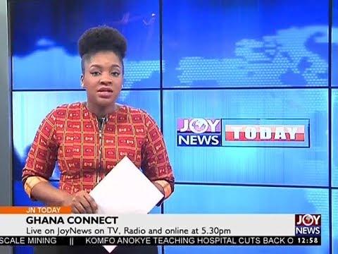Ghana Connect - Joy News Today (15-9-17)