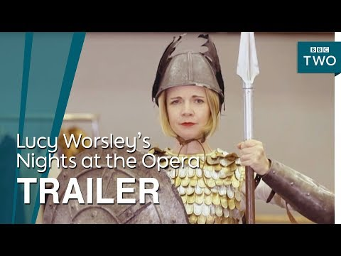 Lucy Worsley's Nights at the Opera: Trailer - BBC Two
