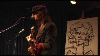 Joseph Arthur - Shock The Monkey live Tin Angel Philadelphia, PA 3/06/10 (Peter Gabriel cover)