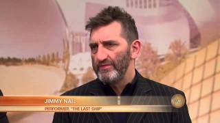 Sting and Jimmy Nail on WCL