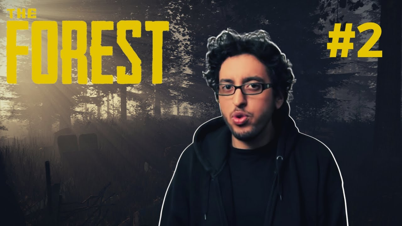 Karim Debbache – The Forest | Une petite descente bis en forêt (avec Fred, Seb et Bob Lennon) #2
