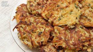 видео Картофельные драники из картошки 69 рецептов