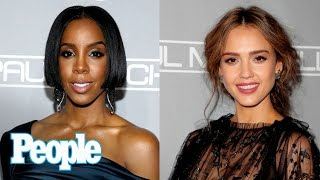 Kelly Rowland, Jessica Alba & More Support 5th Annual Baby2Baby Gala | People NOW | People