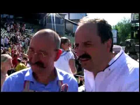 VOL Live-Interview mit Johann Lafer und Horst Lichter