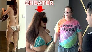 YouTube Celebrity Catches Cheating Girlfriend On Camera!
