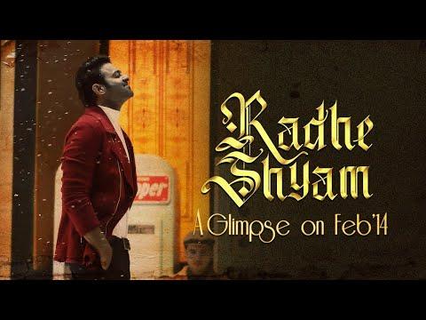 Pre Teaser of Radhe Shyam   Prabhas   Pooja Hegde   Radha Krishna Kumar   Glimpse on February 14th