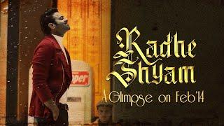Pre Teaser Of Radhe Shyam | Prabhas | Pooja Hegde | Radha Krishna Kumar | Glimpse On February 14th Image