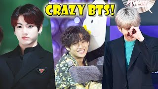 Funny BTS Being Extra At Award Shows (2020 ver.) | KPOP ASIAN KING