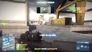 Render Settings test (Battlefield 3 Ps3 Gameplay)1080p