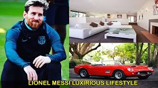 Lionel messi net worth-houses-cars-family and lifestyle