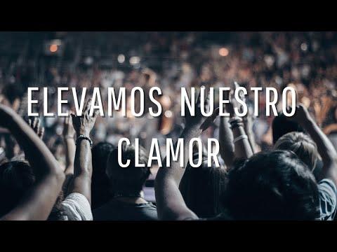 Elevamos Nuestro Clamor - Yhonier Nuñez (Video Lyrics Oficial) 2020 Musica Cristiana