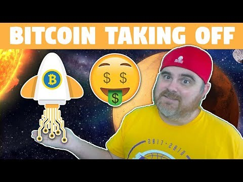 Bitcoin Getting Ready To Take Off | Giant Green BTC Candle | Look At Bitcoin Chart