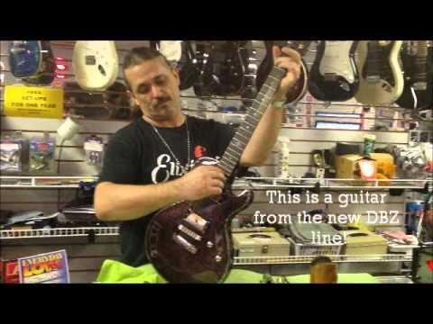 Guitar Repair at Rubino's