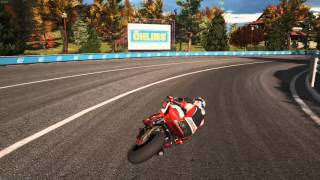 RIDE : Game /PC/Honda Racing Version [ Kanto Temples 1 ] TP game replay