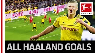 Erling Haaland Scores Again - 7 Goals in 3 Games for Borussia Dortmund