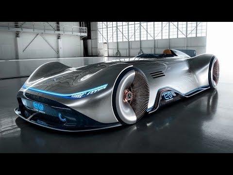 أروع 8 سيارات من المستقبل ستراها لاول مرة في حياتك  - نشر قبل 2 ساعة