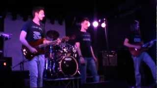 Shesmovedon - Porcupine Dilemma live @ Jailbreak 28/03/2012 (Porcupine Tree Cover)