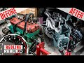 Ford Model A 4 Cylinder Engine Rebuild Time Lapse | Redline Rebuilds   S3e4