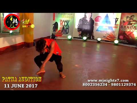 Hamari Adhuri Kahani - Awesome Dance Performance By M.J NIGHT CONCERT 2017