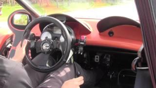 2011 Campagna T-Rex 14R Test Drive - Naples Motorsports - Chris Pruett