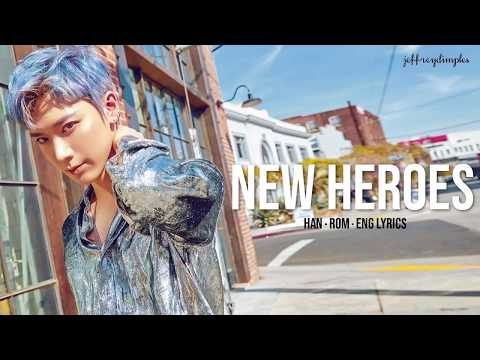[ Eng ] Ten– New Heroes Lyrics