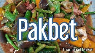 PakbetPinakbet Recipe(How to Cook Pinakbet(Panlasang Pinoy)The Tastiest Pinakbet 2019