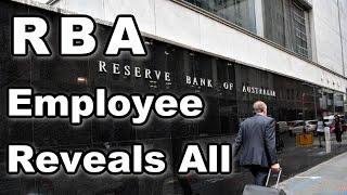 EX (RBA) Reserve Bank Of Australia Employee Reveals all! | Finance News Australia
