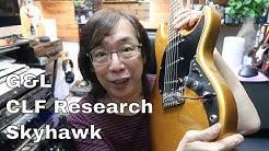 G&L CLF Research Skyhawk