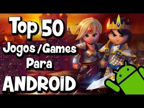 Os 50 Melhores Jogos de ANDROID de Todos os TEMPOS!!! - #43 2015