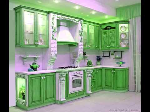 Small kitchen interior design ideas in indian apartments interior kitchen design 2015 youtube for Interior design for small kitchen