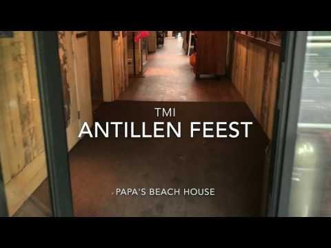 TMI Antillen Party @Papa's Beach House (#DudeEntertainment)