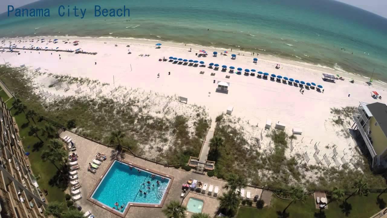 Panama City Beach Commodore Condo View From Unit 1207
