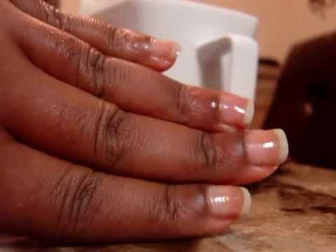 Healthy Natural Nails: The solution to growing shiny, healthy and ...