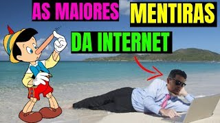 As MAIORES MENTIRAS do MARKETING DIGITAL - Hotmart
