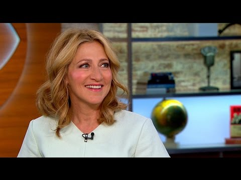 "Edie Falco on end of ""Nurse Jackie,"" ""Sopranos"" and family"