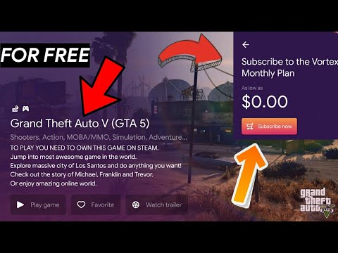 Vortex Cloud Gaming Hacked Apk!! Now play GTA 5 For Free On Android❤