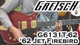 Gretsch / G6131T-62 Vintage Select '62 Jet Firebird