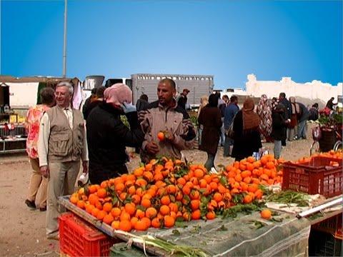 Tunesien - Djerba - Markt Houmt Souk Midoun