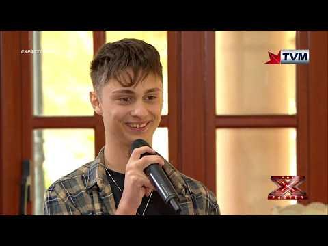 X Factor Malta - Judges' Houses -  Luke Chappell