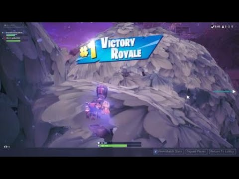 Fortnite Steady Storm Meta!